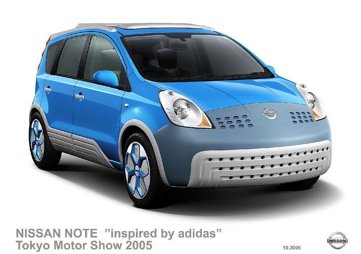 Tokio Motor Show 2005 - Ideen à la Nissan: Vom Pivo bis zum Amenio
