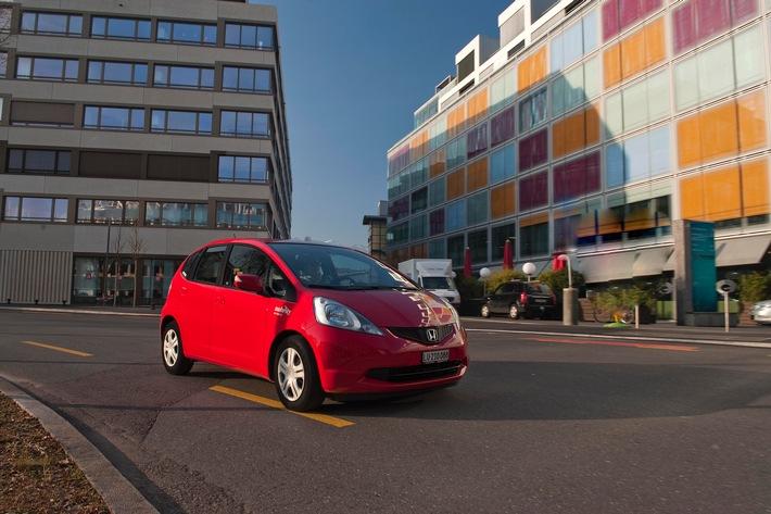 Une étude le prouve: plus Mobility est proche, plus cela ménage l'environnement