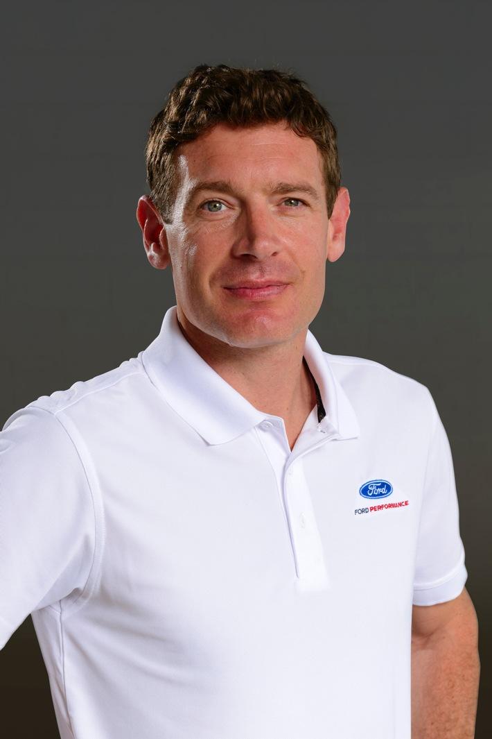 Ford gewinnt erfahrene Piloten für Renneinsätze des Ford GT - deutsches Rundstrecken-Ass Dirk Müller mit dabei