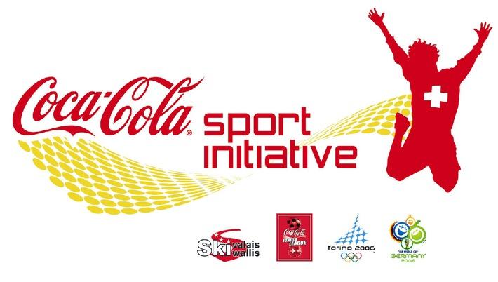 En sa qualité de co-sponsor du programme de Ski Valais, Coca-Cola apporte son soutien aux jeunes espoirs du ski suisse