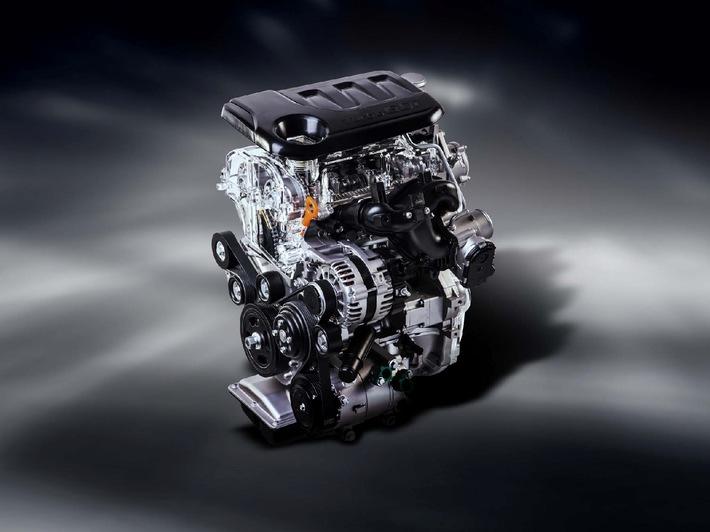 Kia cee'd GT Line*: Sportliche Version des Kompaktwagens mit neuem Motor und neuem Doppelkupplungsgetriebe