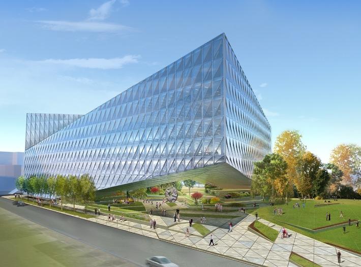 JTI investiert gross im Kanton Genf - Spitzenarchitektur für den weltweiten Hauptsitz