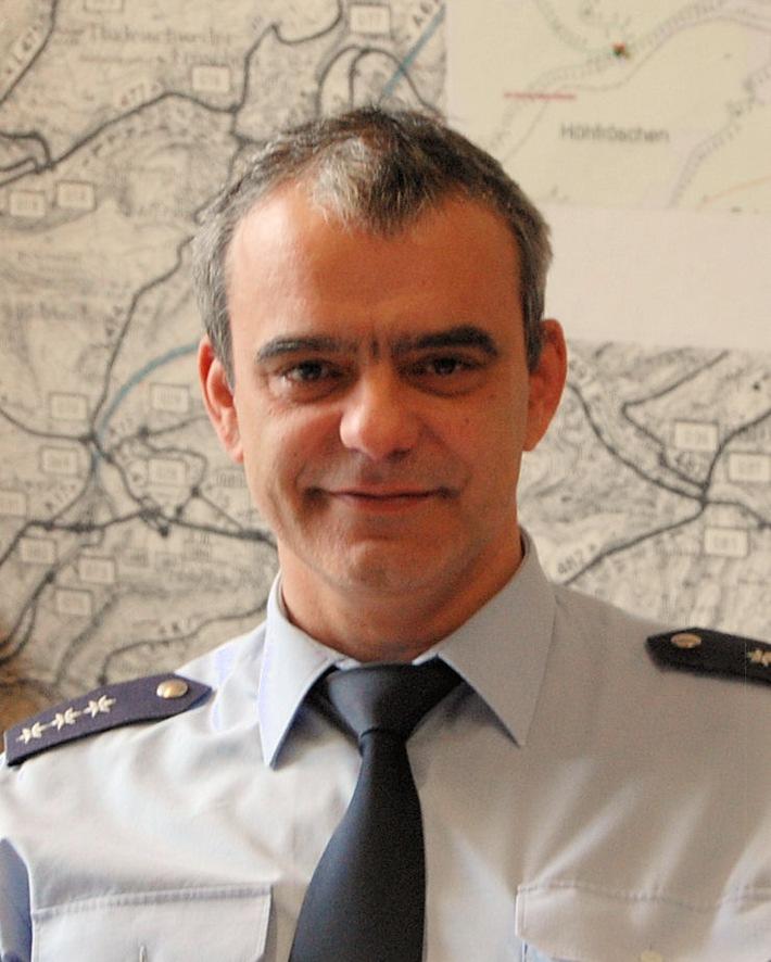 POL-PPWP: Polizei Waldfischbach - Baumann folgt Baumann
