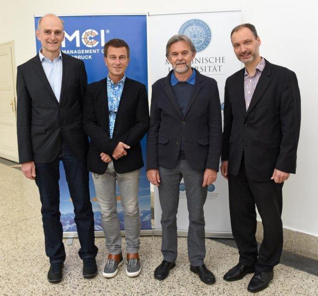 Kombiniertes Masterstudium von Medizinischer Universität Innsbruck und MCI