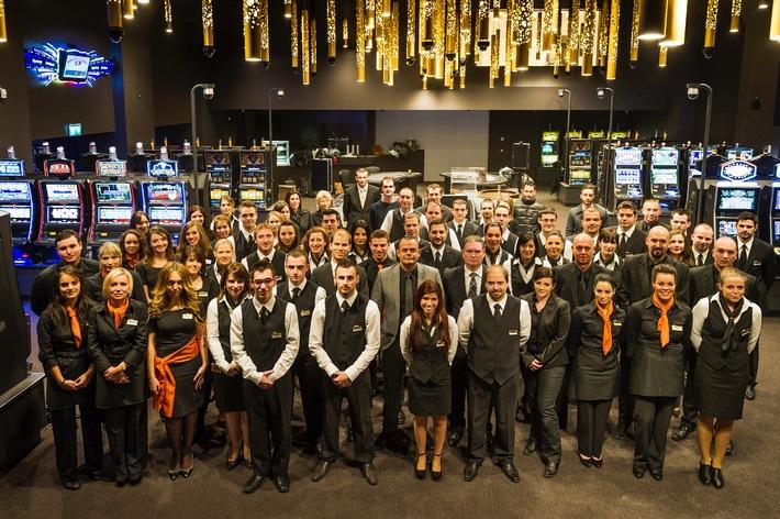 Le dernier-né des casinos de Suisse, le Casino de Neuchâtel, ouvre ses portes le 23 novembre