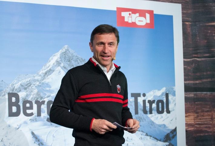 Tirol bringt den Bergwinter nach Berlin - BILD