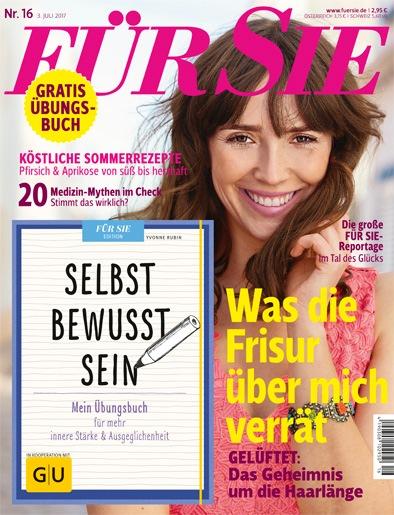"""Schauspielerin Jessica Schwarz im Exklusiv-Interview mit der FÜR SIE: """"Ich bin zäh, aber nicht verbissen"""""""