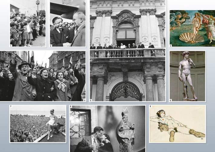 Bildmaterial von Erich Lessing ab sofort bei APA-PictureDesk