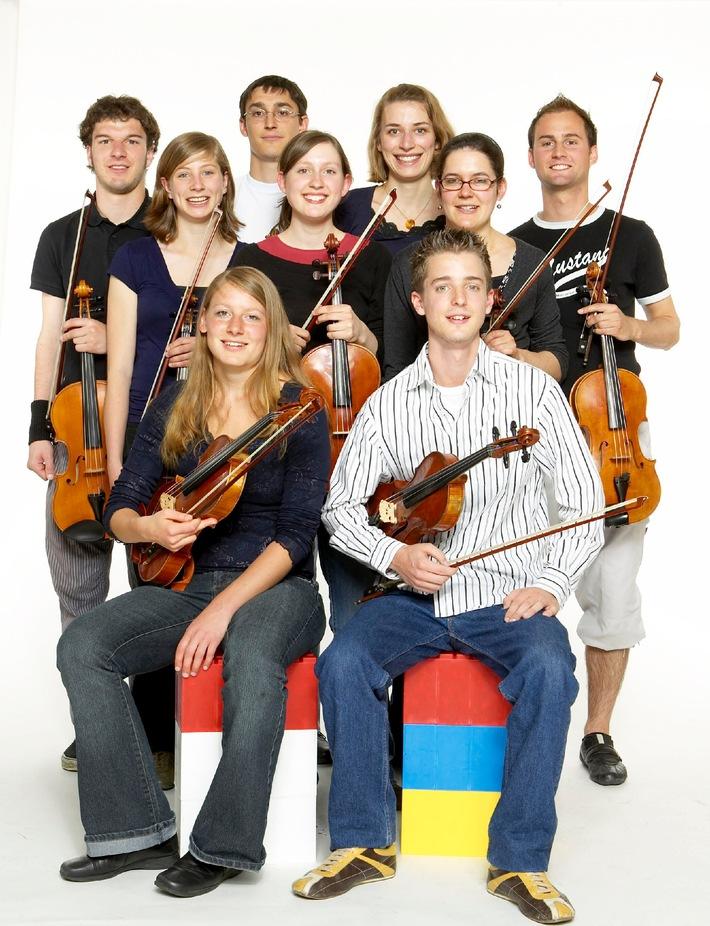 Schweizer Jugend-Sinfonie-Orchester - Das SJSO bald wieder unterwegs