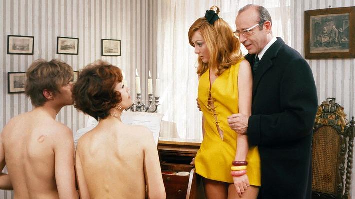 """""""Hurra, wir werden aufgeklärt"""" / Dreiteilige Dokumentationsreihe über die sexuelle Revolution der 1960er Jahre / von Reginald Puhl / 8., 15. und 22. Oktober im SWR Fernsehen"""