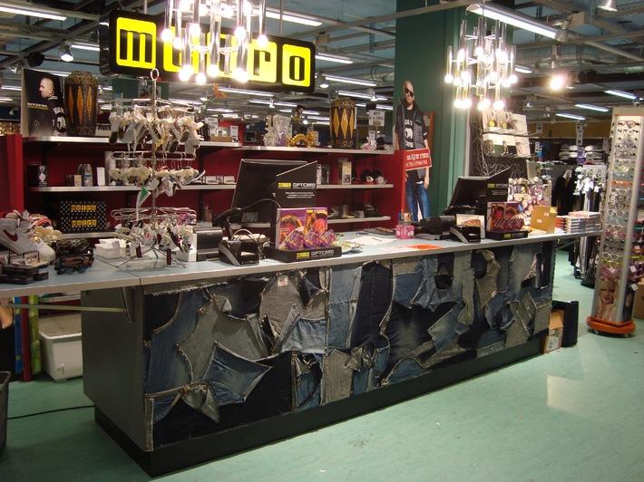 Neueröffnung Multibrand-Shop METRO BOUTIQUE an der Bahnhofstrasse 50 in Buchs (St. Gallen)