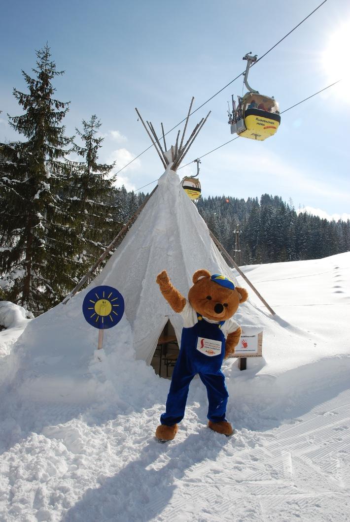 Kinder- und Familiengaudi in der Skiregion Dachstein West