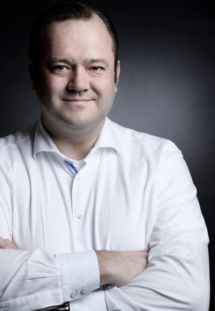 Rune Hoffmann wird neuer Kommunikationschef bei Asklepios