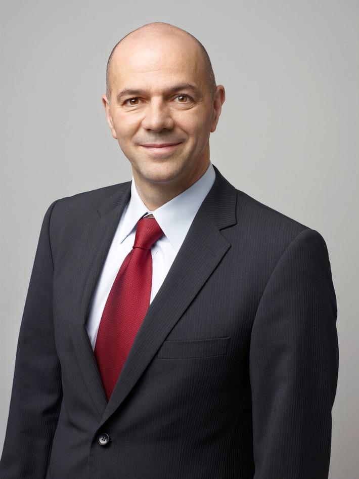 Patrick Camele wird neuer CEO der SV Group
