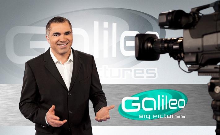 """In 80 Tagen um die Welt? Aiman Abdallah reist mit """"Galileo Big Pictures"""" in 50 Bildern um die Welt (mit Bild)"""