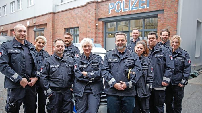 """Ab Montag neu bei RTL II: """"Die Wache Hamburg"""""""
