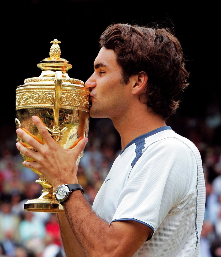 Maurice Lacroix and Roger Federer Set a New Course
