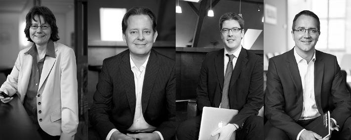 Namics erweitert Inhaberschaft auf 26 Partner / Ein Jahr nach seinem Management-Buy-out ernennt der Webdienstleister vier weitere langjährige Mitarbeiter in die Partnerschaft