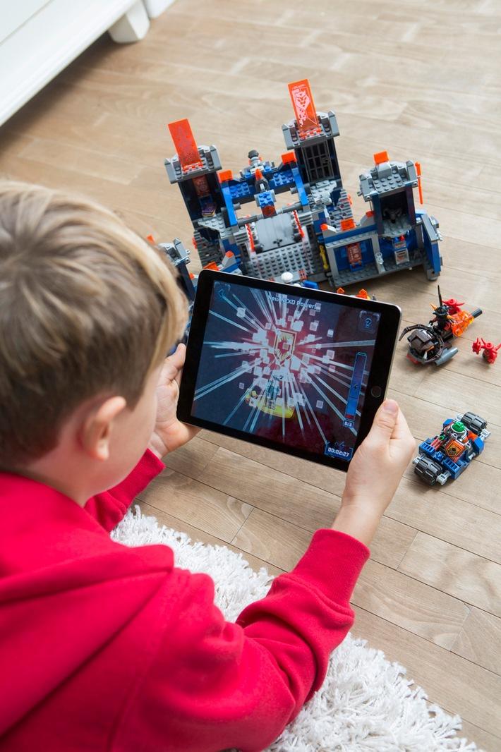 Nach erfolgreichem Geschäftsjahr setzt die LEGO GmbH 2016 auf vielseitigen Bauspaß mit neuen digitalen Spielerlebnissen