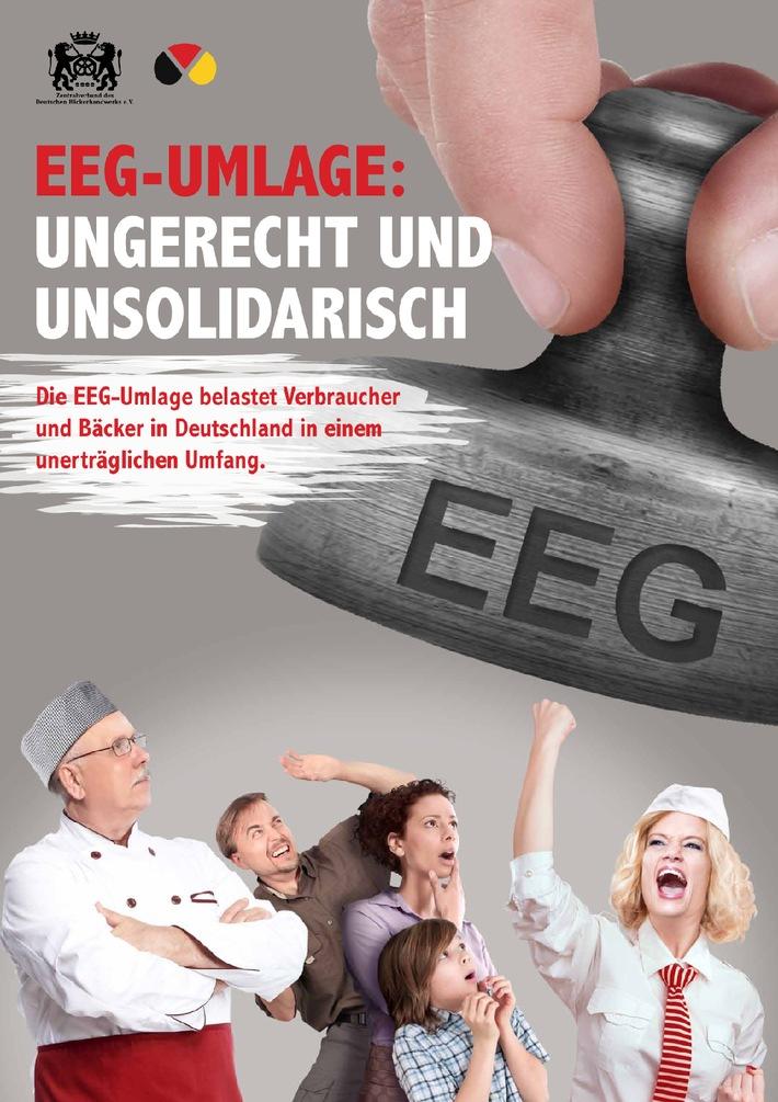 Zentralverband des Deutschen B�ckerhandwerks fordert Abschaffung ...