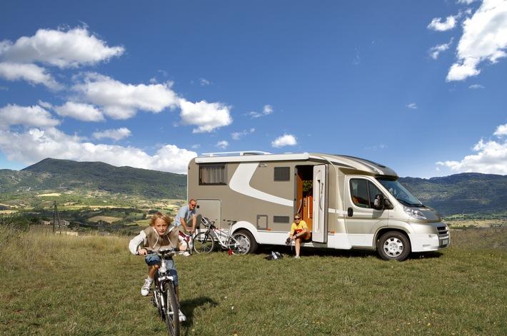 Caravaningbranche - Erfolge und Sorgen / Der letzte Suisse Caravan Salon für Familien mit vier Kindern?