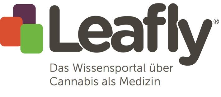 Leafly.de - Das Wissensportal über Cannabis als Medizin startet in Deutschland