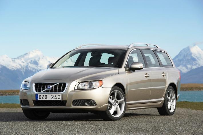 La toute nouvelle Volvo V70 - plus luxueuse, plus sportive et plus adaptable