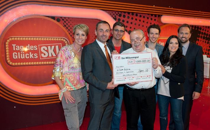 Kumpel Kulessa holt die Kohle in den Pott: Gelsenkirchener gewinnt 1 Million Euro in der SKL-Show