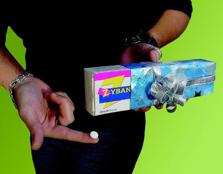 Mit der Rauchstopp-Pille ins neue Jahr(hundert)