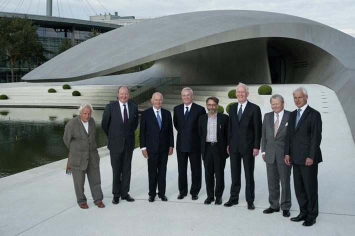 Eröffnung des Porsche Pavillons in der Autostadt in Wolfsburg