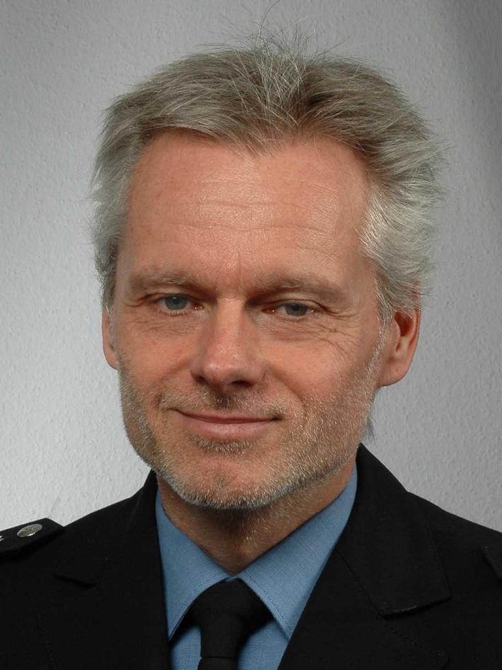 PPSH-ERB: Erbach / Odenwald - Wechsel bei der Polizeidirektion Odenwald