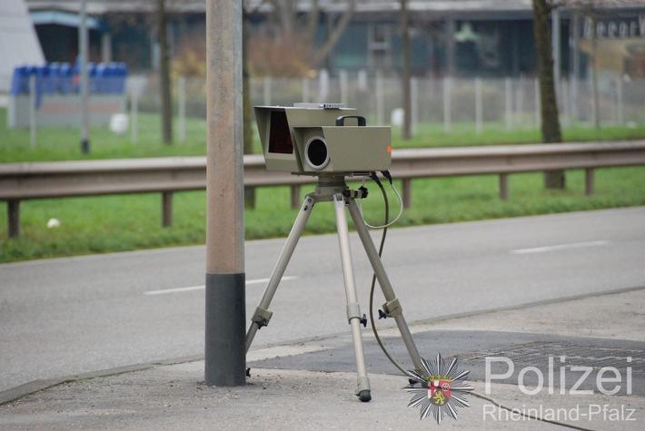 POL-PPTR: Ankündigung von Radarkontrollen in der 49. Kalenderwoche 2016