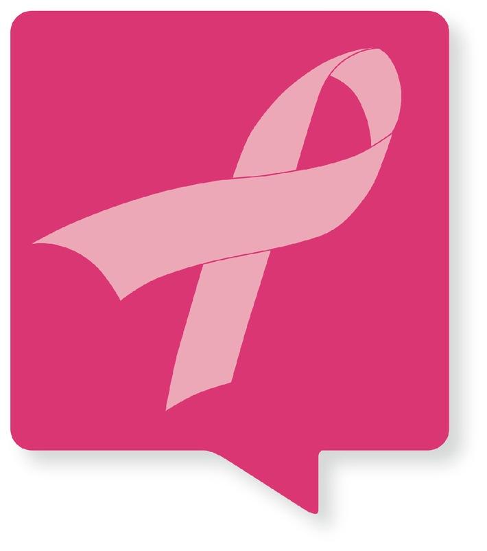 Mrs.Sporty unterstützt die Brustkrebshilfen Brustkrebs Deutschland e. V. und PINK RIBBON