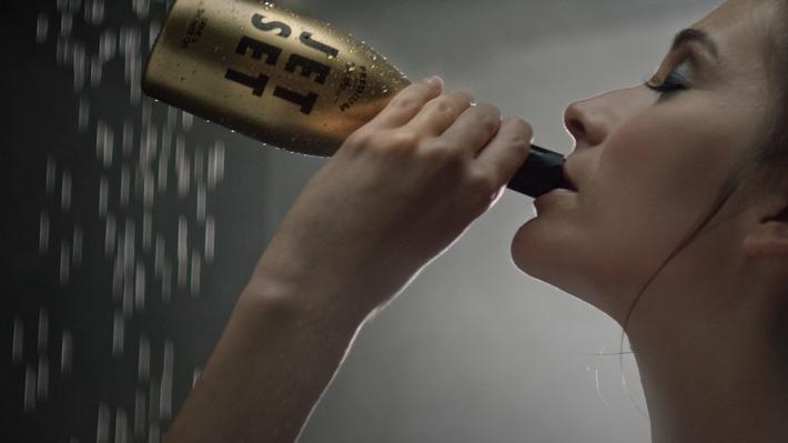 Le premier gel douche à boire