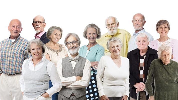Digitale Senioren - heterogenes Kundensegment mit viel brach liegendem Potenzial