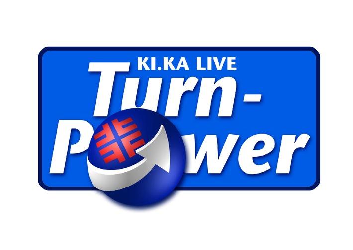 """KI.KA LIVE Turn-Power"" / Auftakt zum großen Team-Sportwettbewerb 2009 am 30. Oktober"