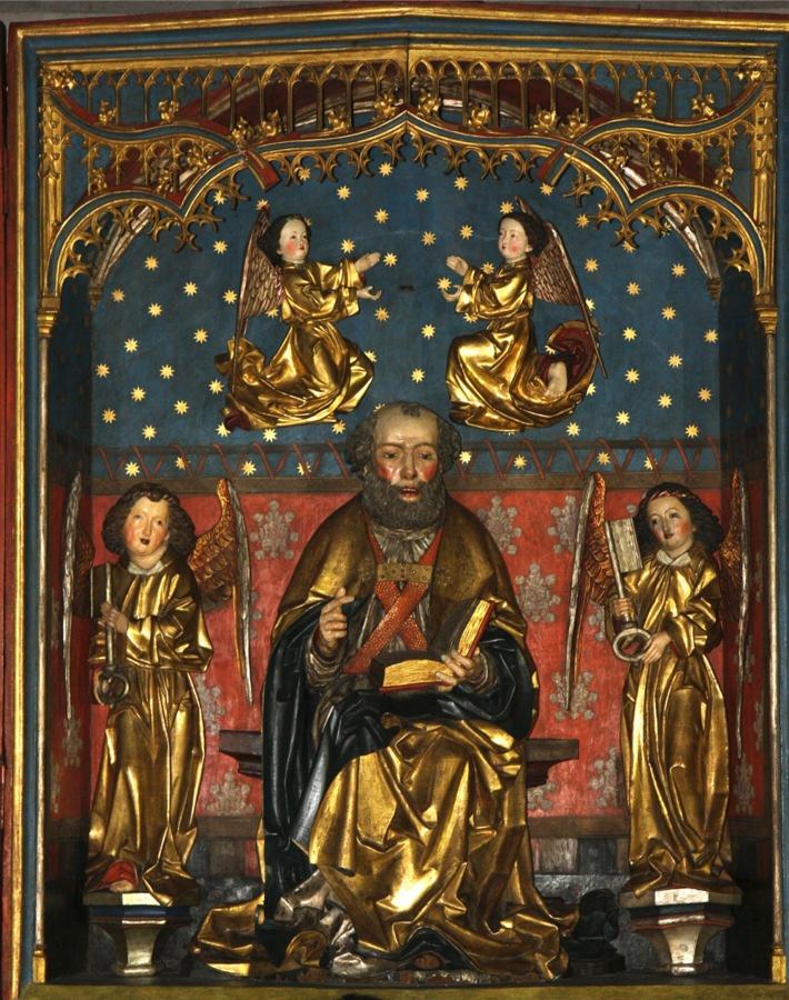 Von der Protestantisierung katholischer Kunstwerke - Nürnberger Bildersturm war nur ein Windhauch