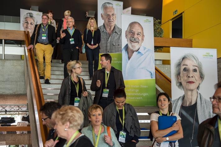 Unterstützung fürs Altern zuhause - Herausforderung für Private und Staat