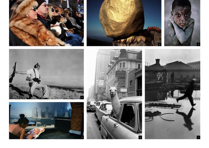 Die Bilder von Magnum Photos jetzt bei APA-PictureDesk - ANHANG