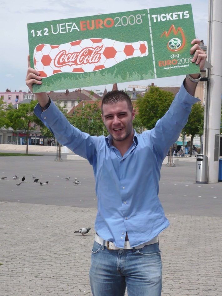 Coca-Cola: Billets pour la finale