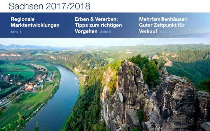 PM Immobilienmarktzahlen Sachsen 2017   PlanetHome Group GmbH