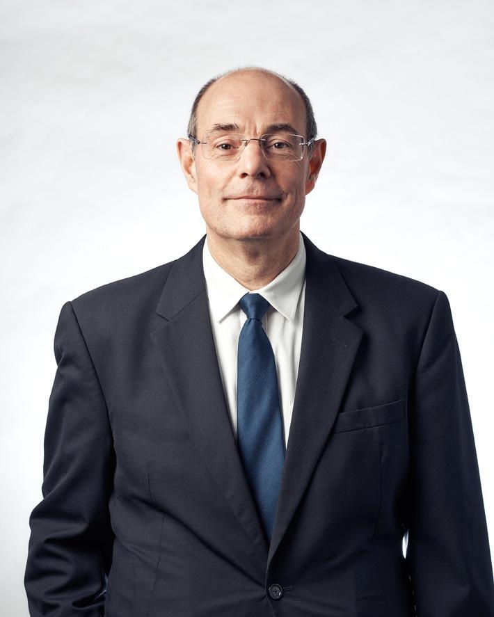 Thierry Rondeau ist neuer Finanzvorstand der BP Europa SE