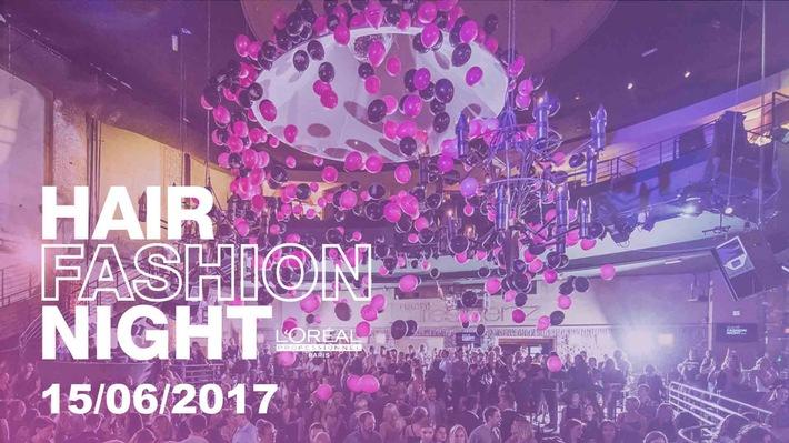 2017 HAIR FASHION NIGHT / Die Styling-Trends für Frühling-Sommer 2017 in den Strassen von Zürich