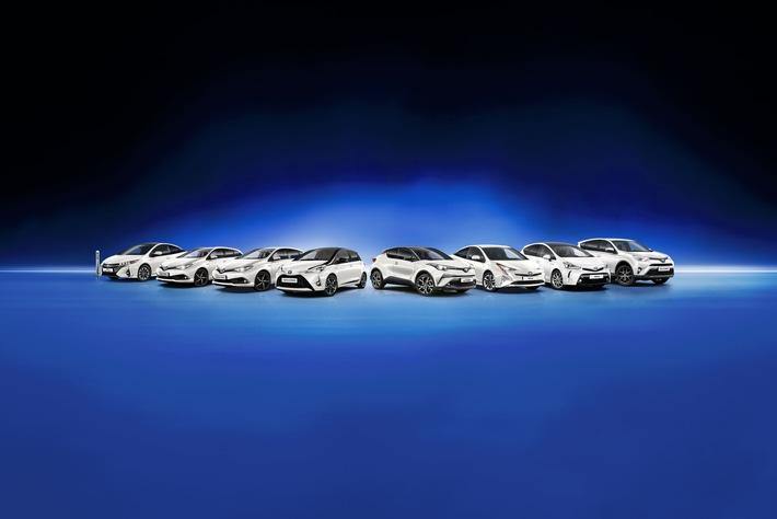 Toyota macht die Schweiz noch sauberer