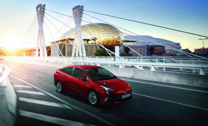 La nouvelle Toyota Prius - La qualité et l'efficacité portent un nom