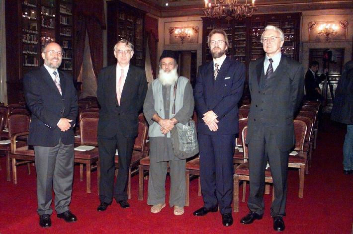 Balzanpreise 2000 verliehen