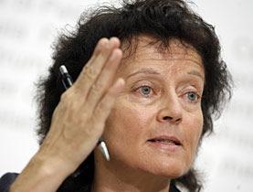 """Media Service: Bundesrätin Widmer-Schlumpf: """"Wir sind auf die Ausländer angewiesen"""" (swissinfo)"""