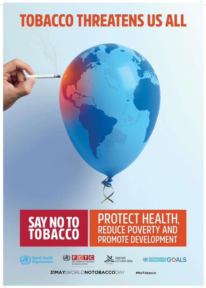 Sucht Schweiz Jeder 10. Mensch stirbt weltweit an den Folgen des Rauchens