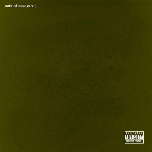 """Kendrick Lamar veröffentlicht neues Album """"untitled unmastered."""""""