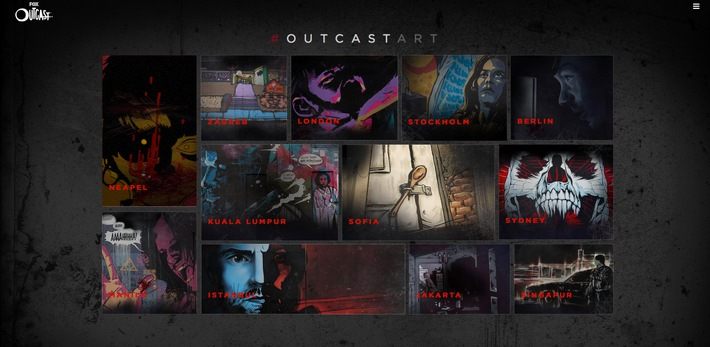 "Fox mit global vernetzter Marketing-Kampagne zum Launch der neuen Serie ""Outcast"""